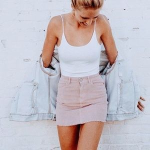 Urban Outfitters Corduroy Skirt
